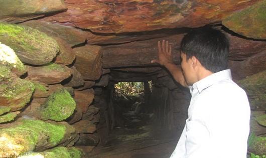 """Tiếng kêu """"cứu"""" của lũy đá cổ có từ thời Chămpa"""