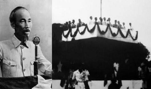 """Ký ức hào hùng về  Lễ Tuyên ngôn độc lập  của một """"đại lão doanh nhân"""""""