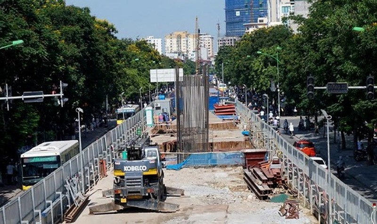Nhiều dự án lớn của Hà Nội sẽ hoàn thành trong 5 năm tới