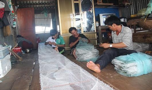 Ước mơ an cư của vạn chài trên phá Tam Giang