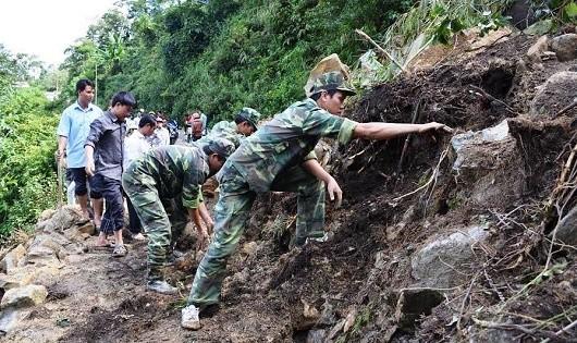 """Bộ đội biên phòng Lai Châu: """"4 cùng"""" với người dân"""