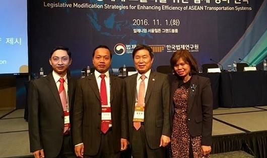 Hội nghị chuyên gia lập pháp Châu Á (ALES) lần thứ 4: Hợp tác tích cực trong tiến trình cải cách pháp luật