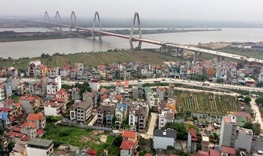 Bổ sung vốn cho  dự án phát triển đô thị