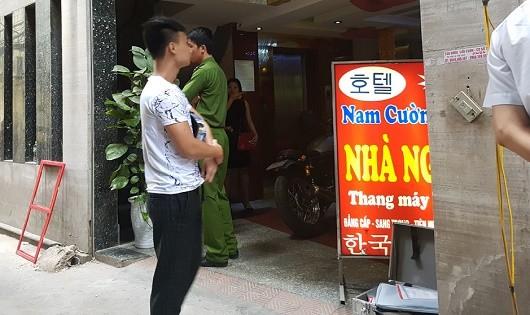Kẻ cầm đầu vụ nổ súng ở Hà Nội bị bắt thế nào?