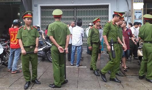 Phú Yên: Hiệu quả từ sự phối hợp trong cưỡng chế giao nhà