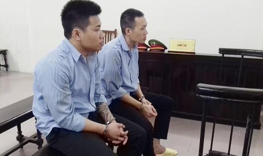 18 năm tù cho bộ đôi chuyên cướp giật tài sản của phụ nữ