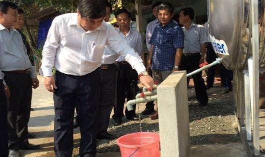TP Hồ Chí Minh: Nan giải bài toán nước sạch