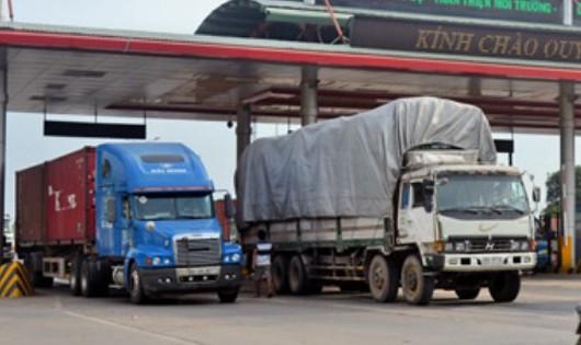 'Không để phí chồng phí ảnh hưởng đến hoạt động vận tải'