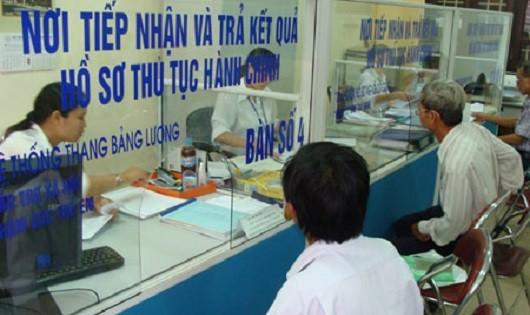 BHXH Việt Nam nỗ lực rà soát,  cắt giảm thủ tục hành chính