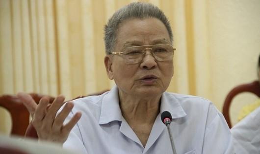 Giáo sư Trần Phương