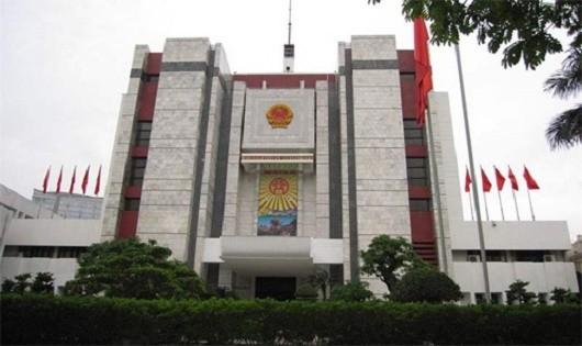 Trụ sở UBND TP Hà Nội