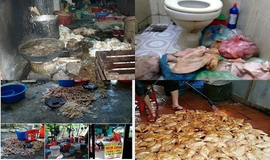 Băn khoăn hình phạt trong tội danh liên quan đến thực phẩm bẩn
