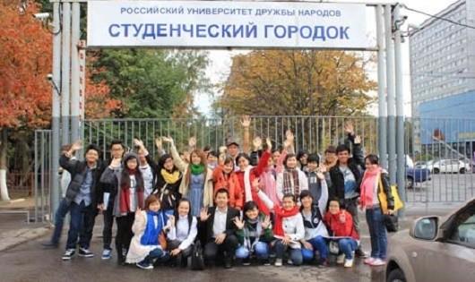 Nga dành khoảng 1.000 học bổng  cho sinh viên Việt Nam