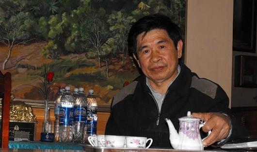 Ông Nguyễn Ngọc Hiên, chủ nhân của Hạnh hoa viên nhiều huyền thoại truyền kỳ ở mảnh đất vùng sơn cước.