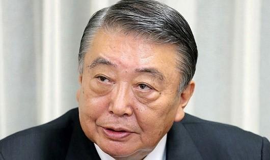 Chủ tịch Hạ viện Nhật Bản Oshima Tadamori. (Nguồn: Getty Images)