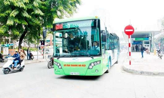 """Buýt BRT vẫn chưa """"với"""" được đối tượng chính"""