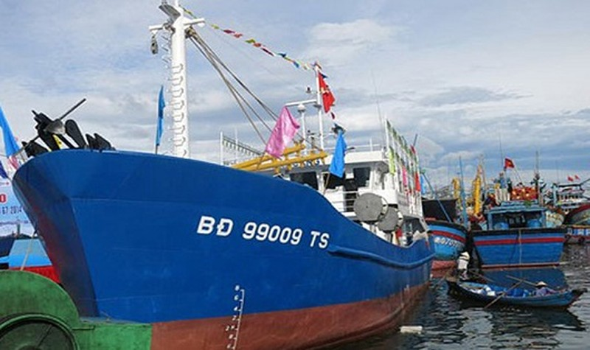 Bình Định: Lập Tổ thẩm định chất lượng tàu cá vỏ thép đóng mới theo Nghị định 67