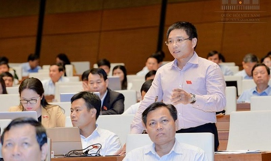 Đại biểu Nguyễn Văn Thắng - TP Hà Nội