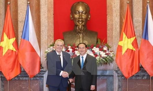 Việt Nam – Séc hợp tác phòng, chống tội phạm