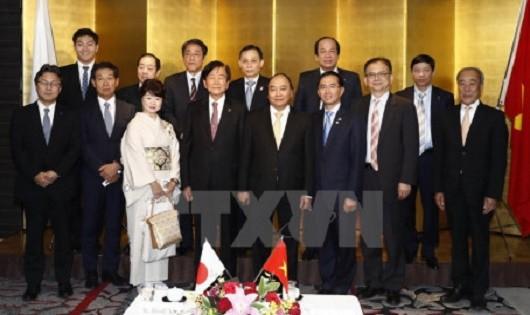 Thủ tướng Nguyễn Xuân Phúc kết thúc tốt đẹp chuyến thăm Nhật Bản