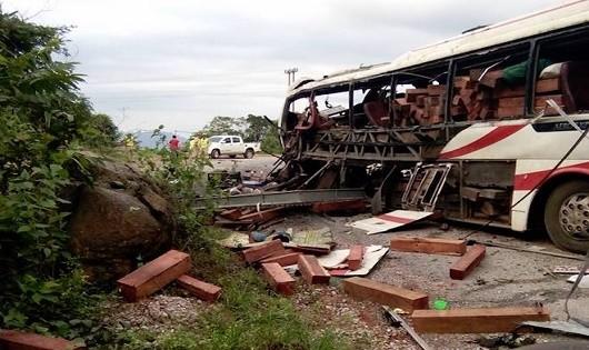 Nạn nhân kháng cáo bản án vụ nổ xe khách tại Lào