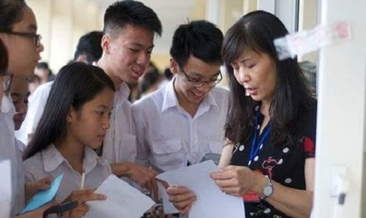 Điểm mới tuyển sinh từ 2017: Các trường được phép tuyển sinh quanh năm