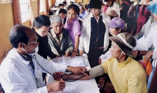 Y tế cơ sở: Đầu tư ít nên mới làm được... nửa công suất
