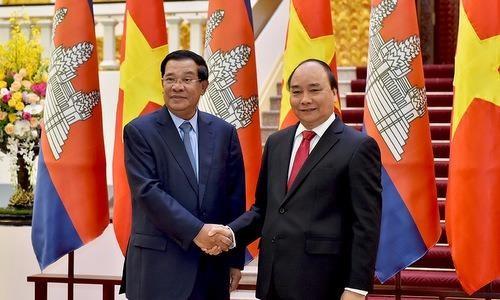 Việt Nam – Campuchia trao đổi thư chúc mừng nhân kỷ niệm 50 năm Ngày thiết lập quan hệ ngoại giao