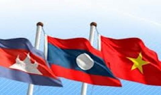 Tăng cường hợp tác giữa Mặt trận 3 nước Việt Nam - Lào - Campuchia