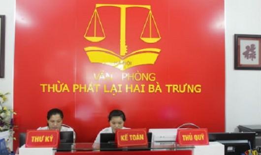 Nâng cao hiệu quả tổ chức thi hành án của Thừa phát lại
