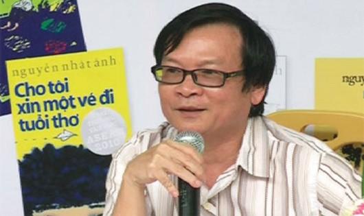 Nhà văn Nguyễn Nhật Ánh thành 'bùa may' cho người làm phim lẫn làm sách