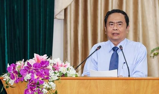 Ông Trần Thanh Mẫn - Chủ tịch UBTW MTTQ Việt Nam