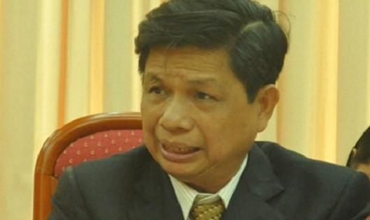 Ông Đặng Văn Chính - Chánh Thanh tra Bộ Y tế