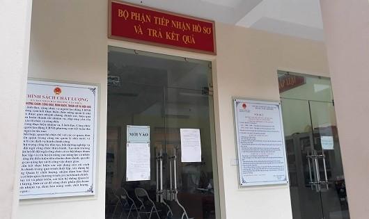 UBND phường Văn Miếu