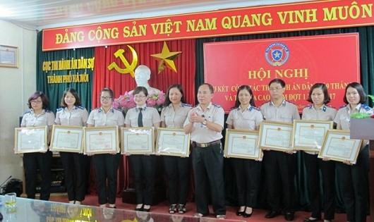 Giải quyết dứt điểm các vụ việc có điều kiện thi hành án ở Hà Nội