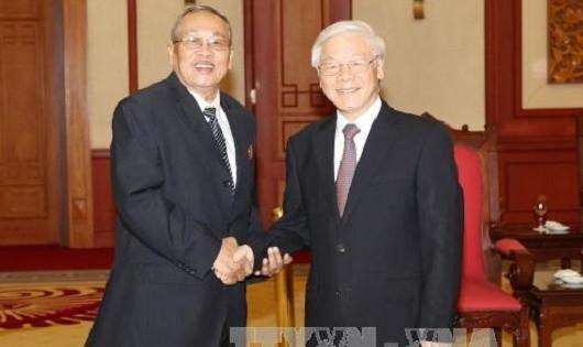 Vun đắp mối quan hệ Việt Nam - Campuchia lên tầm cao mới