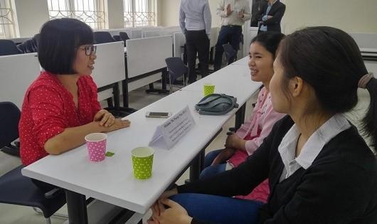 Tạo điều kiện để chuyên viên  pháp lý trẻ tham gia các hoạt động hỗ trợ pháp lý cho doanh nghiệp