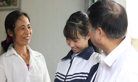 Hạnh phúc của người đàn bà  bị chồng đuổi ra khỏi nhà vì không đẻ được con trai