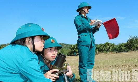 Phú Yên thực hiện tốt Luật Dân quân tự vệ