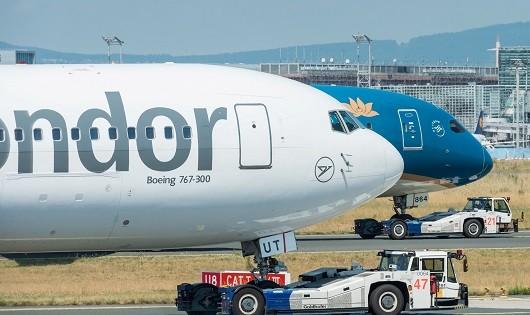 Tỷ lệ chậm, hủy chuyến bay tại Việt Nam còn khá cao so với thế giới.