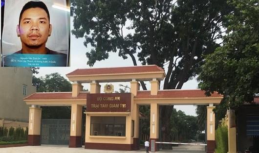 Tử tù Nguyễn Văn Tình bỏ trốn khỏi trại tạm giam T16 Bộ Công an đã bị bắt.