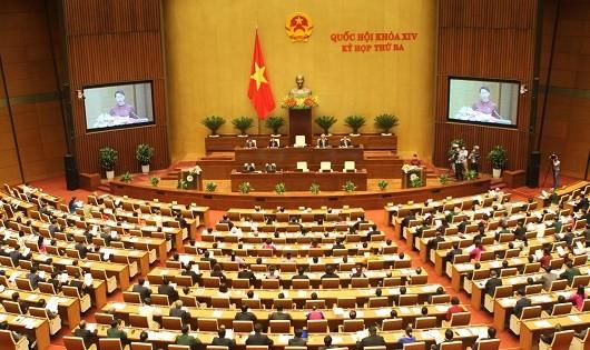 Phân công chuẩn bị nội dung Kỳ họp thứ 4, Quốc hội khóa XIV