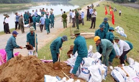 Hà Nội: Chậm quy hoạch phòng, chống lũ trên các tuyến sông có đê