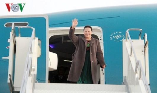 Chủ tịch Quốc hội Nguyễn Thị Kim Ngân thăm chính thức Kazakhstan