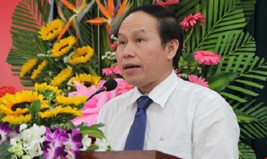 Thứ trưởng Lê Tiến Châu.