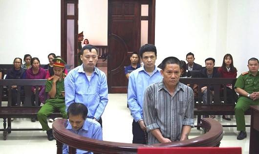 'Chồng' lĩnh án tử, 'vợ' tù chung thân sau cuộc hội ngộ bạn tù