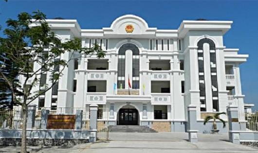 Trụ sở mới TAND Cấp cao tại Hà Nội.