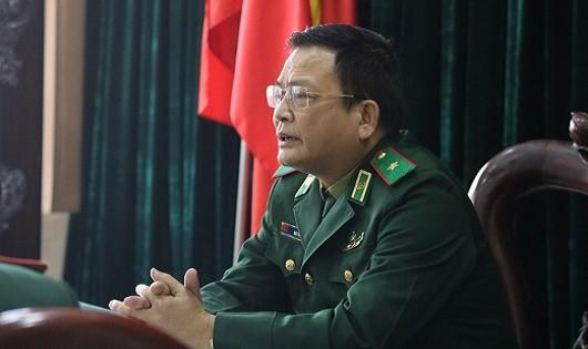Thiếu tướng Ngô Thái Dũng
