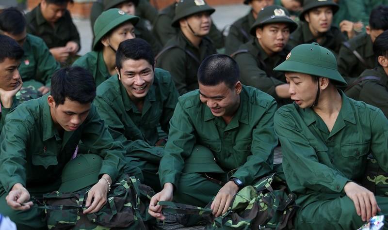 Sau ngày nhập ngũ, cuộc sống tân binh sẽ bắt đầu thế nào?