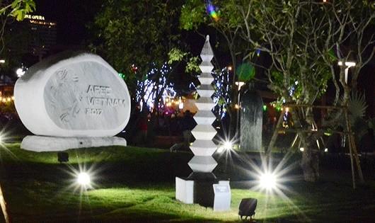 Một góc Công viên APEC (Ảnh từ internet)